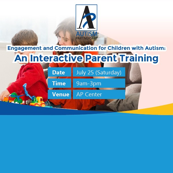 Engagement and Communication for Children with Autism: An Interactive Parent Training