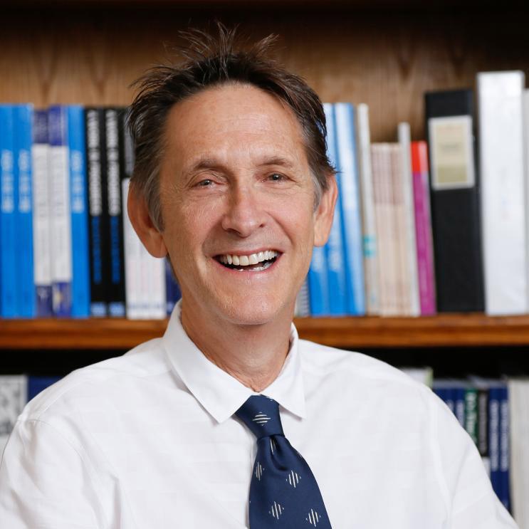 Dr. Ronald Leaf (Ph.D)