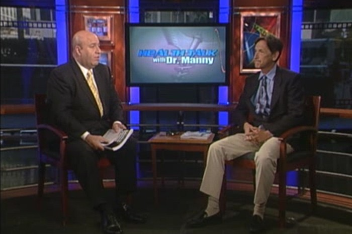 Dr Ron Leaf on FOXNews Health Talk with Dr Manny
