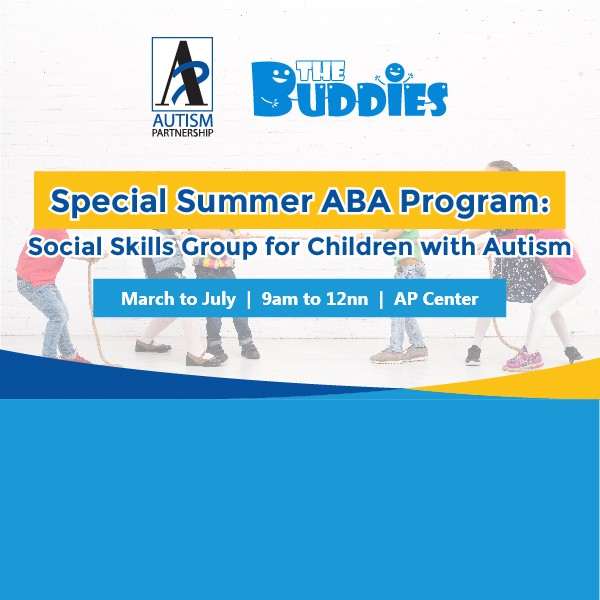 Special Summer ABA Program: Social Skills Group for Children with Autism