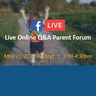 Autism Partnership Live Online Q&A Parent Forum (Facebook Live)