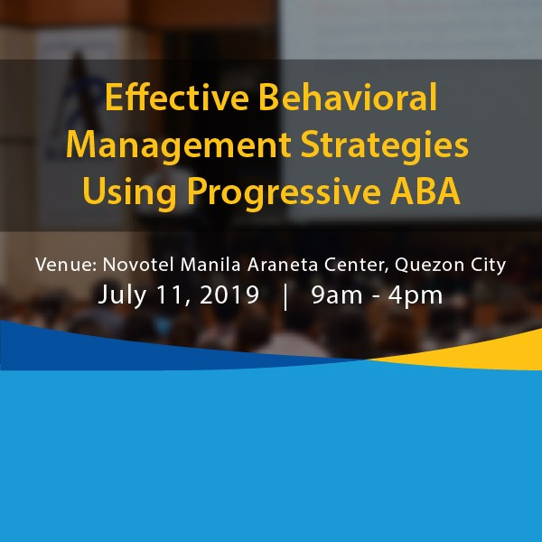 Effective Behavioral Management Strategies Using Progressive ABA