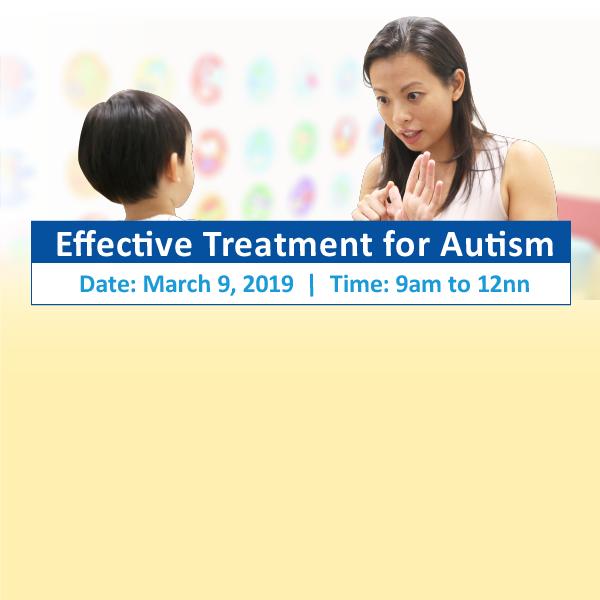 Effective Treatment for Autism