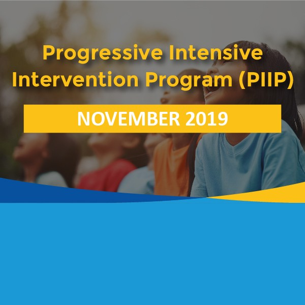 Progressive Intensive Intervention Program (PIIP)